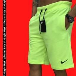 Shorts 3 Cores e Shorts de Moletom