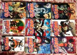 Mangás Naruto - Panini Comics