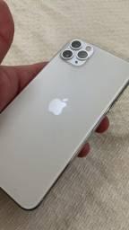IPHONE 11 PRO MAX 256gb Apple prata