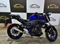 Yamaha MT 03 321cc 2020 *** Apenas 1.600 km***