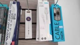 Cabos USB para carregar o Iphone! Temos Vários Modelos!