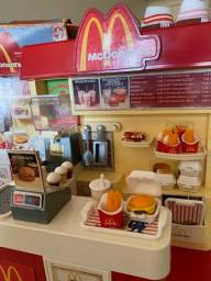 Lanchonete McDonalds - brinquedo