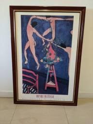 """Quadro Henri Matisse - Nasturtiums with """"dance"""" II"""