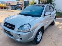 Hyundai Tucson 2.7 V6 + Teto Solar 2007/2007