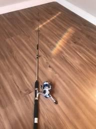 Kit de pesca - vara com molinete -NOVO!!