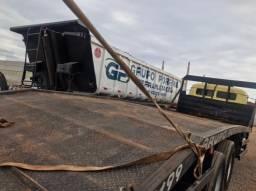 Prancha hidráulica para caminhão Truck