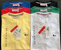camisetas francesas atacado minimo 10 pcs
