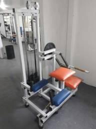 Glúteo Máquina Musculação Academia