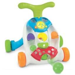 Brinquedo Andador Roll'n Pop Walker - Winfun