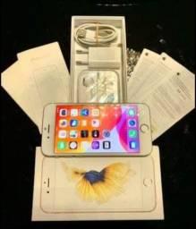 IPhone 6s Dourado 16Gigas Completo