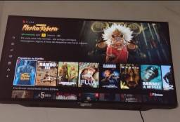 Smart tv aoc novinha 43 polegadas