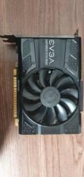 Placa de vídeo GTX 1050
