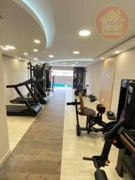 Apartamento com 2 dormitórios à venda, 88 m² por R$ 425.000 - Vila Guilhermina - Praia Gra