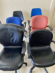 Cadeiras para escritório casa sala comércio flexforn a partir R$250