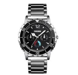 Relógio Skmei Original Pulseira de Aço (produto novo)