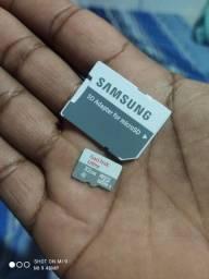 Cartão de memória ultra 32gb SanDisk original