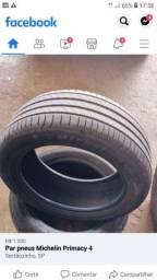 Título do anúncio: Par pneus 225/50/17 novo