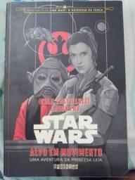 Livro Star Wars: Alvo Em Movimento