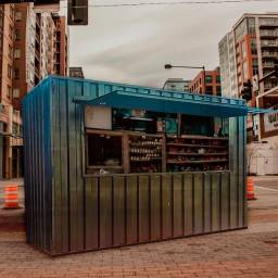 Container módulo