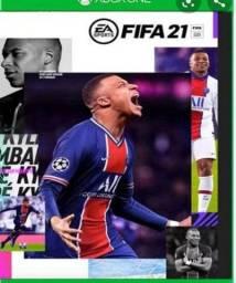 Fifa 21 Xbox one mídia fisica
