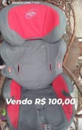 Vendo cadeira para bebê de carro