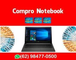 Compra de Notebook com Defeito