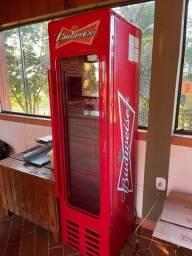 Geladeira/Cervejeira Budweiser