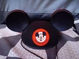 Mickey - Chapéu - Faço Envio.