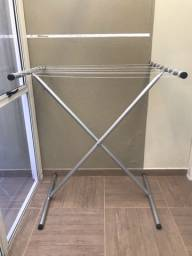 Varal de piso em Aluminio