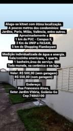 Kit Net Jardim Vitória Goiânia