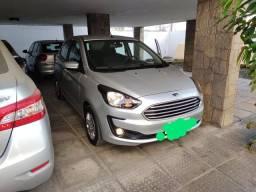 KA  2020  Sedan 1.5  SE C/26.000KM  IPVA Pago na Garantia R$ 52.800