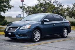 Nissan Sentra SV 2.0 CVT 2014 (todas as revisões em concessionária)