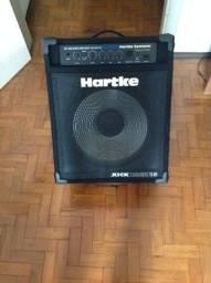 Amplificador Contrabaixo Hartke HS1200 Kickback 15 - 120 W