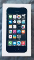 iPhone 5s estado de novo sem marcas de uso funcionando perfeitamente