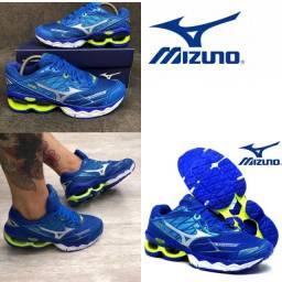 Novo esportivo casual lançamento tênis Esportivo Casual unissex mizuno