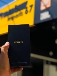 Celular Poco F3 128GB R$ 2.699,00