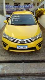 Corolla gli 1.8 2016  ex táxi muito novo valor do anúncio com pequena entrada