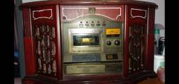 Rádio modelo retrô