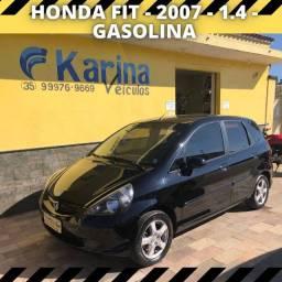 Honda Fit - 2007 - 1.4 - Gasolina