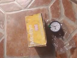 Relógio comparador mitutoyo