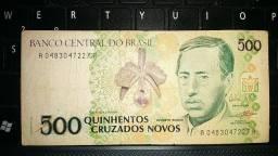 Cédula Cz$ 500