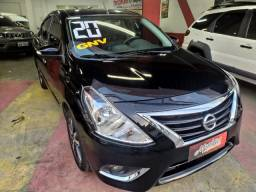 Nissan versa 1.6 sl 2020 automático