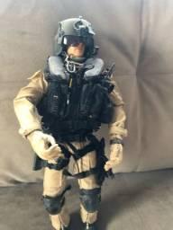 Boneco exército militar colecionador