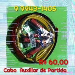 Cabo de Forca Para Bateria Automoveis
