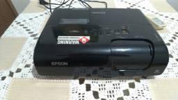 Projetor Epson Modelo S5+ (duas unidades)