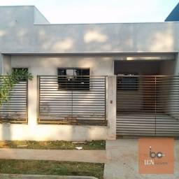 Título do anúncio: Casa com 3 dormitórios à venda, 84 m² por R$ 210.000 - Jardim Interlagos - Arapongas/PR