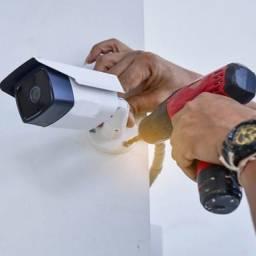 Instalação e Manutenção de Câmeras de Segurança CFTV