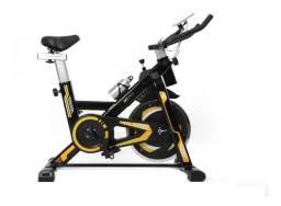 Bicicleta Spinning Com Roda De Inércia De 13kg Wct Fitness