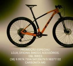 Uma semana que você pediu bikes com menor preço do Brasil