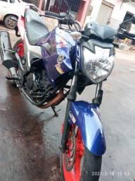 Fazer 250cc R$10.000